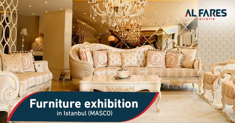 Furniture exhibition in Istanbul (MASCO)