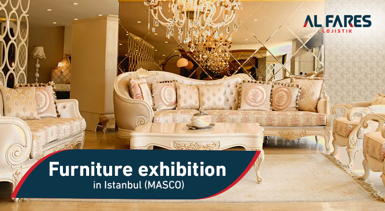 Furniture exhibition in Istanbul (MASCO)