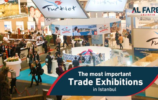 The most important trade fairs in Istanbul