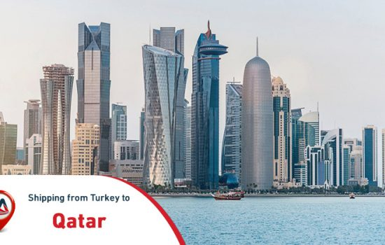 Shipping from Turkey to Qatar