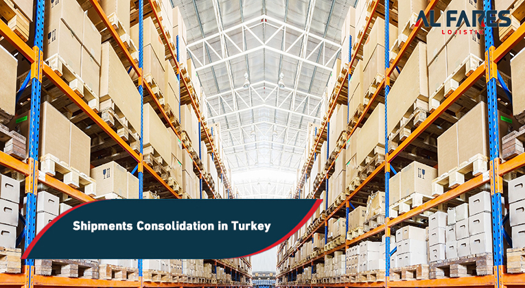 Shipments Consolidation in Turkey